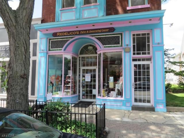 118 W Main St, Somerville Boro, NJ 08876 (MLS #3506886) :: Coldwell Banker Residential Brokerage
