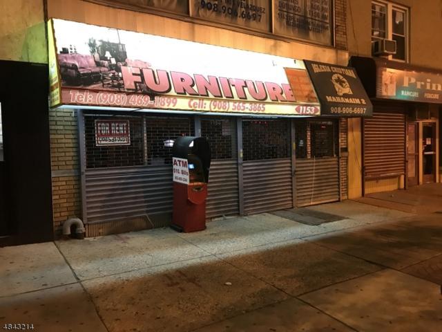 1153 Elizabeth Ave, Elizabeth City, NJ 07201 (MLS #3506967) :: The Sue Adler Team