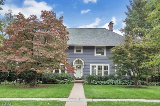 69 Hillside Ave, Glen Ridge Boro Twp., NJ 07028 (MLS #3507024) :: Coldwell Banker Residential Brokerage