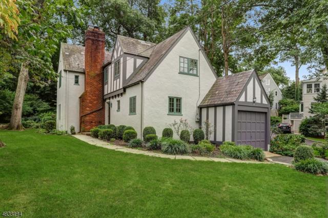 18 Edgemont Ave, Summit City, NJ 07901 (MLS #3507951) :: The Dekanski Home Selling Team