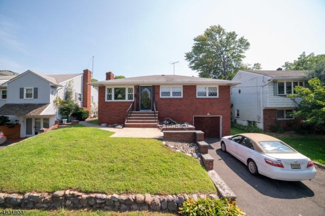 329 N 16Th St, Kenilworth Boro, NJ 07033 (MLS #3507956) :: The Dekanski Home Selling Team