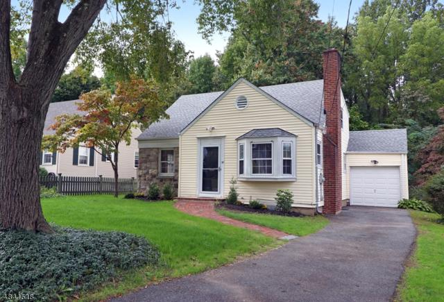 57 Shadylawn Dr, Madison Boro, NJ 07940 (MLS #3507967) :: SR Real Estate Group