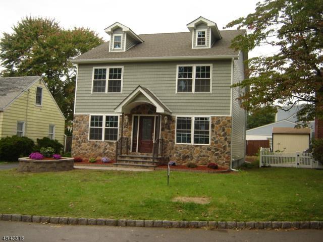 590 Richfield Ave, Kenilworth Boro, NJ 07033 (MLS #3508135) :: The Dekanski Home Selling Team