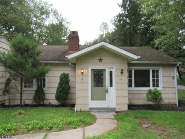 110 Andover Sparta Rd, Andover Twp., NJ 07860 (MLS #3508635) :: William Raveis Baer & McIntosh