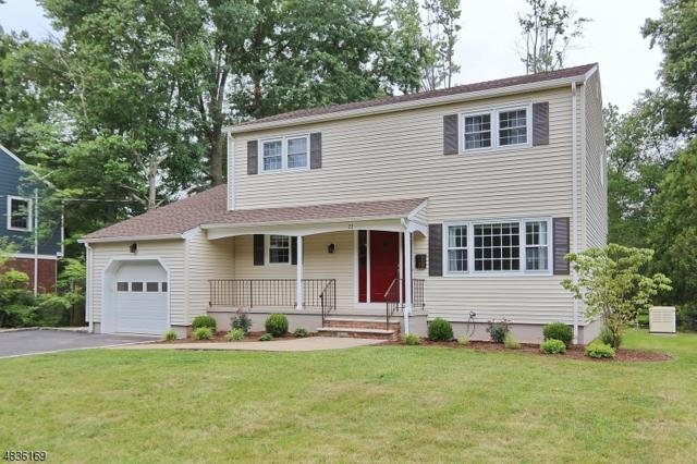 22 Madison Ave, New Providence Boro, NJ 07974 (MLS #3508733) :: The Dekanski Home Selling Team