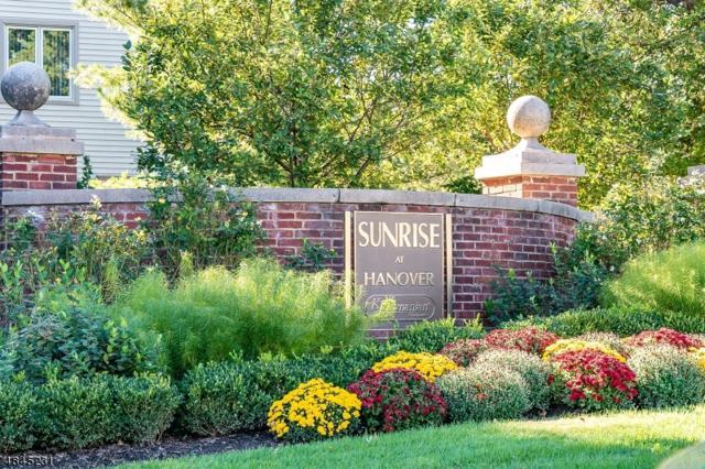 110 Sunrise Dr, Hanover Twp., NJ 07981 (MLS #3508894) :: SR Real Estate Group