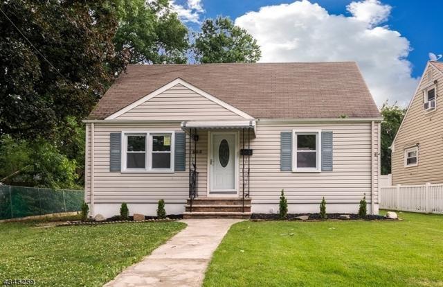 225 Linden Ave, Rahway City, NJ 07065 (MLS #3508908) :: The Dekanski Home Selling Team