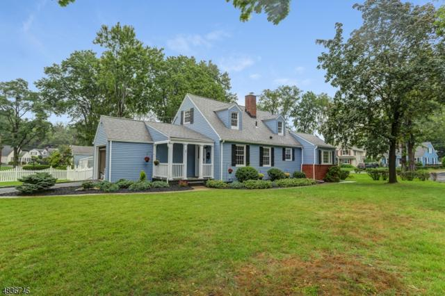 8 Cherokee Rd, Cranford Twp., NJ 07016 (MLS #3509157) :: The Dekanski Home Selling Team
