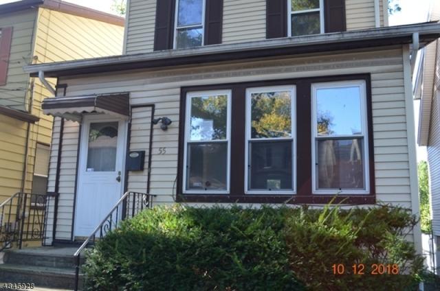55 Rutgers St, Irvington Twp., NJ 07111 (MLS #3509488) :: The Douglas Tucker Real Estate Team LLC