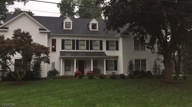 16 Monroe Pl, Bernards Twp., NJ 07920 (MLS #3509505) :: SR Real Estate Group