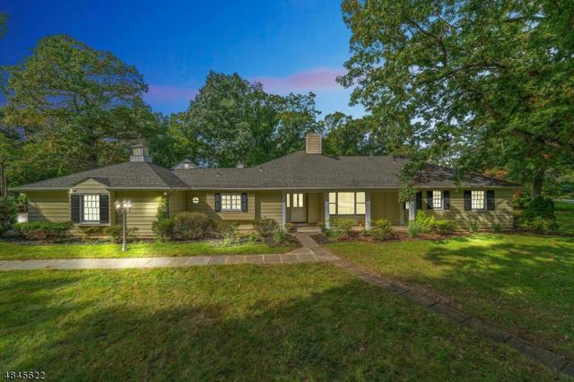 24 Cromwell Dr, Morris Twp., NJ 07960 (MLS #3509765) :: SR Real Estate Group