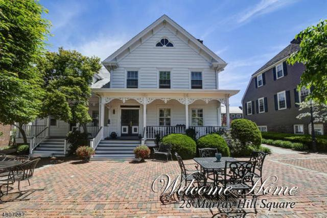 28 Murray Hill Sq, New Providence Boro, NJ 07974 (MLS #3509775) :: The Dekanski Home Selling Team