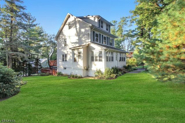 181 White Oak Ridge Road, Millburn Twp., NJ 07078 (MLS #3509793) :: The Dekanski Home Selling Team