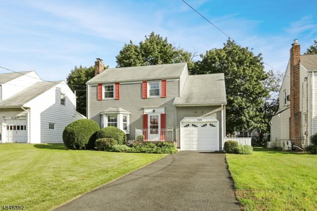 109 Parkview Dr, Union Twp., NJ 07083 (MLS #3509980) :: The Dekanski Home Selling Team