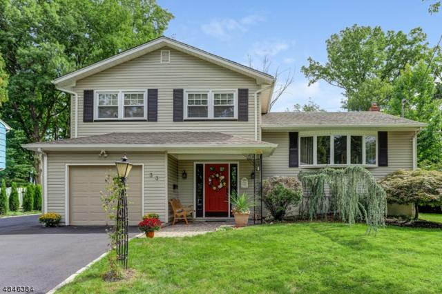 33 Georgia St, Cranford Twp., NJ 07016 (MLS #3509997) :: The Dekanski Home Selling Team