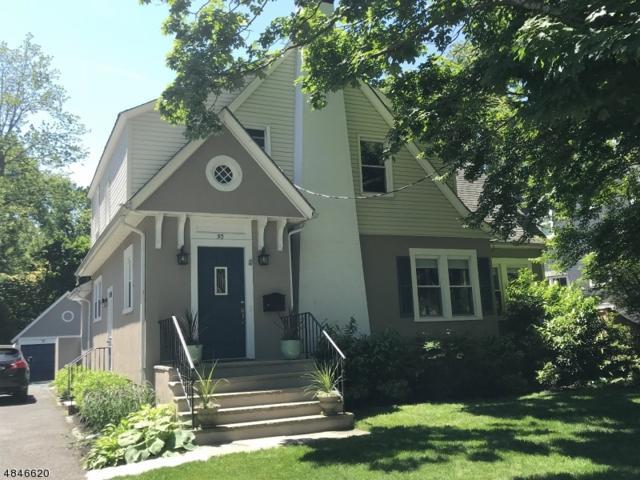 50 Ashland Rd, Summit City, NJ 07901 (MLS #3510190) :: The Dekanski Home Selling Team