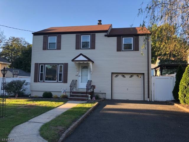 682 Richfield Ave, Kenilworth Boro, NJ 07033 (MLS #3510214) :: The Dekanski Home Selling Team