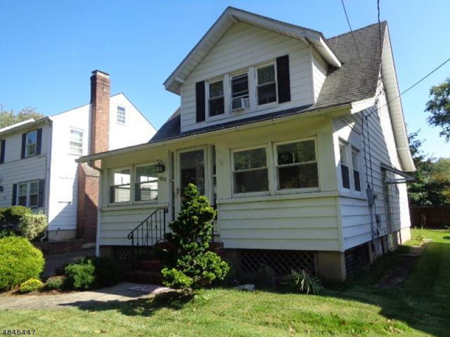 1155 Jefferson Ave, Rahway City, NJ 07065 (MLS #3510238) :: The Dekanski Home Selling Team