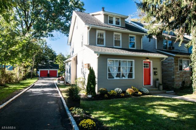10 Parker Ave, Maplewood Twp., NJ 07040 (MLS #3510254) :: Coldwell Banker Residential Brokerage