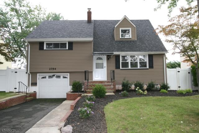 2754 Hickory Rd, Union Twp., NJ 07083 (MLS #3510363) :: The Dekanski Home Selling Team