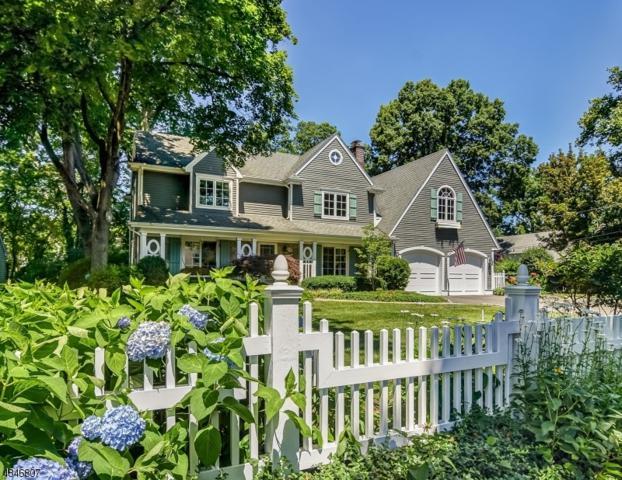 810 Village Green, Westfield Town, NJ 07090 (MLS #3510374) :: Coldwell Banker Residential Brokerage