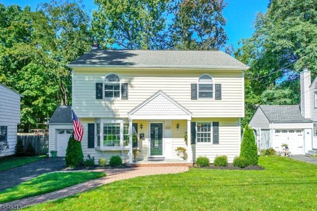 2347 Gales Ct, Scotch Plains Twp., NJ 07076 (MLS #3510400) :: The Dekanski Home Selling Team