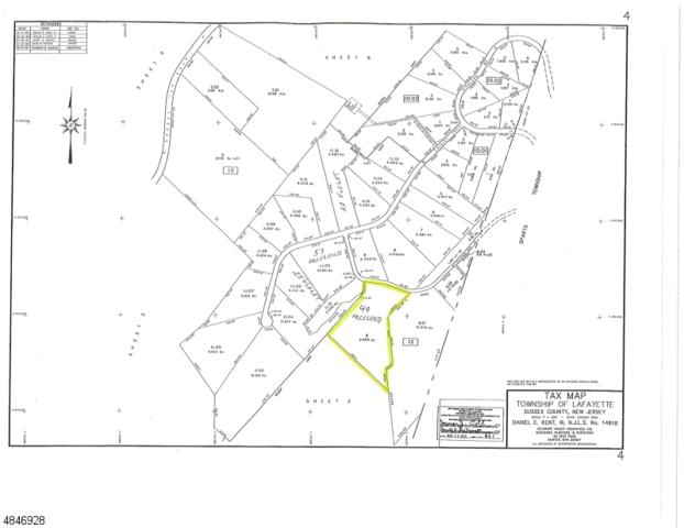 49 Mc Cloud Ln, Lafayette Twp., NJ 07848 (MLS #3510677) :: Weichert Realtors