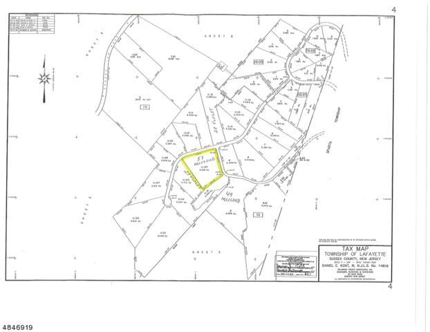 53 Mccloud Ln, Lafayette Twp., NJ 07848 (MLS #3510679) :: REMAX Platinum
