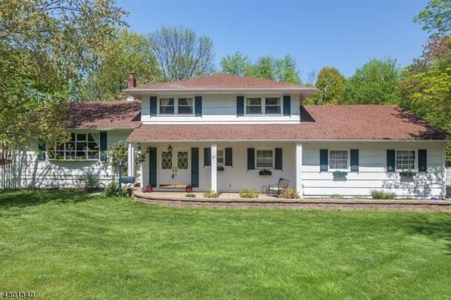47 Penwood Dr, New Providence Boro, NJ 07974 (MLS #3510839) :: Zebaida Group at Keller Williams Realty