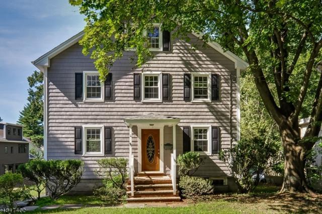 90 Hobart Ave, Millburn Twp., NJ 07078 (MLS #3510922) :: Zebaida Group at Keller Williams Realty