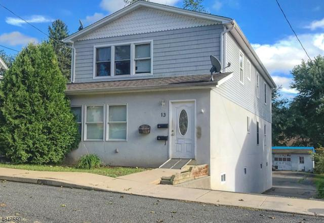 13 Cornish St, Washington Boro, NJ 07882 (#3511022) :: Jason Freeby Group at Keller Williams Real Estate