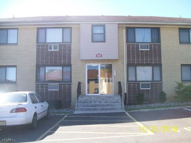 401 Hwy 22 Bldg 43 Unit C C, North Plainfield Boro, NJ 07060 (MLS #3511295) :: Coldwell Banker Residential Brokerage