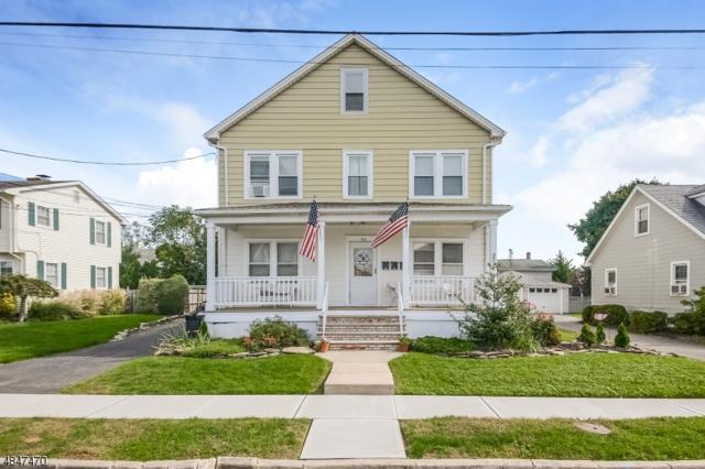 256 N 4Th Ave, Manville Boro, NJ 08835 (#3511450) :: Jason Freeby Group at Keller Williams Real Estate