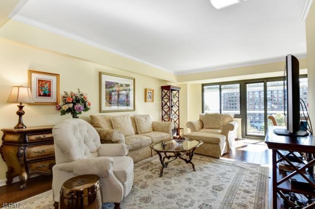 609 S Orange Ave, 6F 6F, South Orange Village Twp., NJ 07079 (MLS #3512279) :: The Sue Adler Team