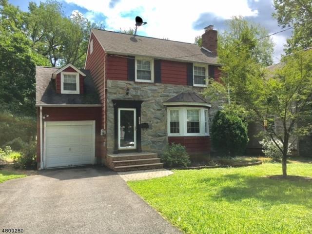 42 Chetwood Ter, Fanwood Boro, NJ 07023 (MLS #3512291) :: The Dekanski Home Selling Team