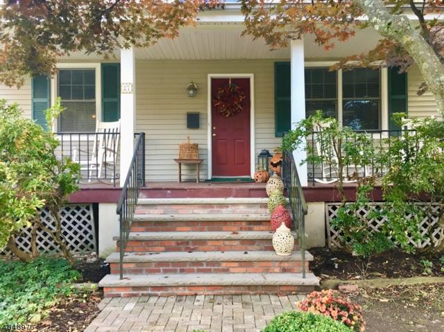 27 Niles Ave, Madison Boro, NJ 07940 (MLS #3512351) :: The Sue Adler Team