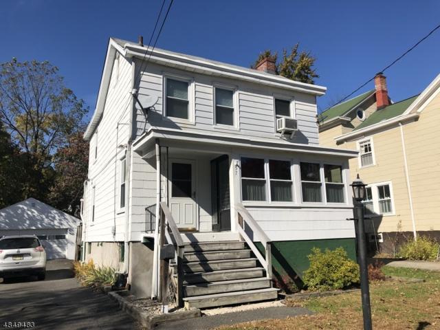 57 James St, Morristown Town, NJ 07960 (MLS #3512803) :: Mary K. Sheeran Team