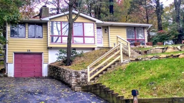 15 Alpine Trl, Sparta Twp., NJ 07871 (MLS #3513417) :: William Raveis Baer & McIntosh