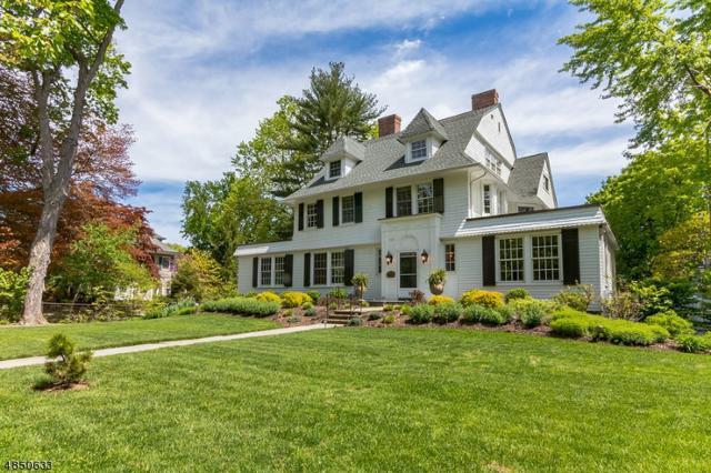 163 Ridgewood Ave, Glen Ridge Boro Twp., NJ 07028 (MLS #3513967) :: Coldwell Banker Residential Brokerage