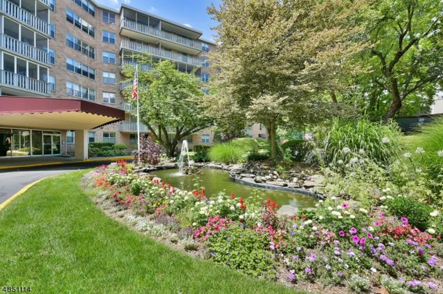 530 Valley Rd C002k 2K, Montclair Twp., NJ 07043 (MLS #3514363) :: Zebaida Group at Keller Williams Realty