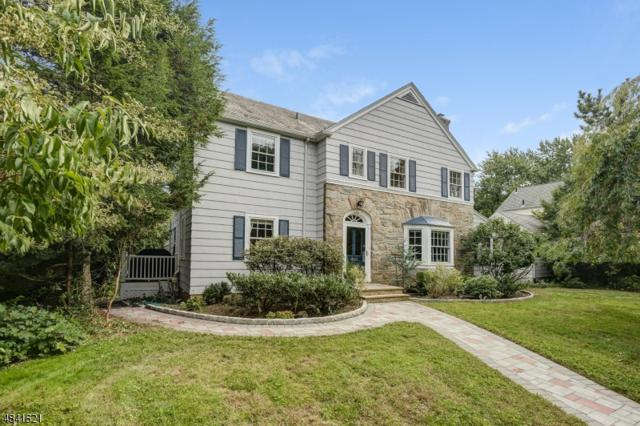 450 Hillside Pl, South Orange Village Twp., NJ 07079 (MLS #3514379) :: The Sue Adler Team