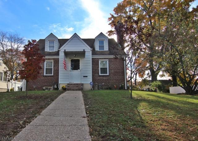 327 Morristown Rd, Linden City, NJ 07036 (MLS #3514419) :: SR Real Estate Group