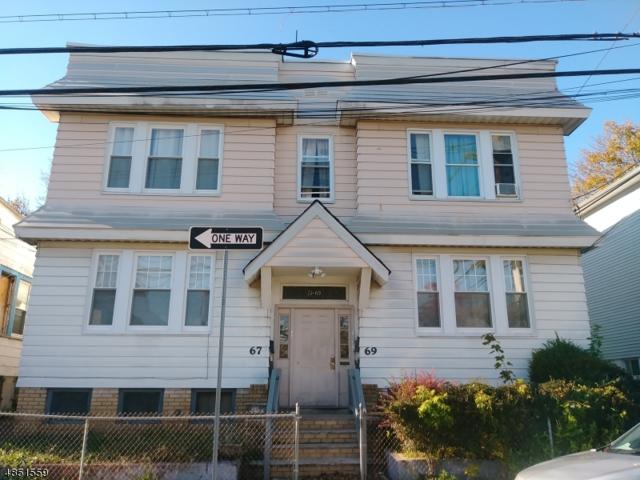67 Smith St, Newark City, NJ 07106 (MLS #3514771) :: William Raveis Baer & McIntosh