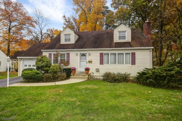 422 South Ave, Fanwood Boro, NJ 07023 (MLS #3514853) :: The Dekanski Home Selling Team
