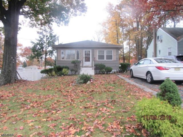 154 Amherst Ave, Woodbridge Twp., NJ 07067 (#3514879) :: Daunno Realty Services, LLC