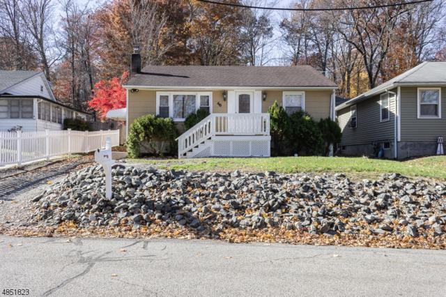 46 W Shore Rd, West Milford Twp., NJ 07480 (MLS #3515033) :: William Raveis Baer & McIntosh