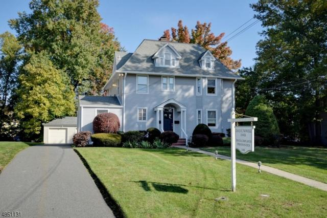 141 S Euclid Ave, Westfield Town, NJ 07090 (MLS #3515182) :: The Sue Adler Team