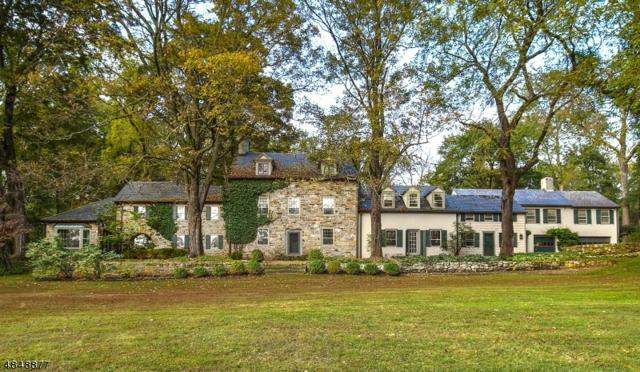 6 Stone House Road, Mendham Twp., NJ 07945 (MLS #3515251) :: William Raveis Baer & McIntosh