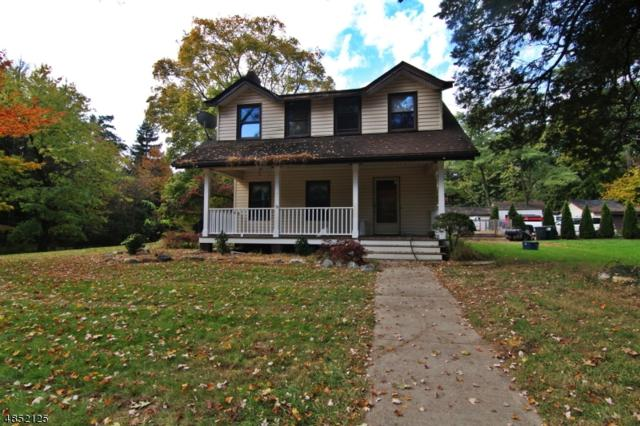 1103 Mountain Ave, Mountainside Boro, NJ 07092 (MLS #3515282) :: The Dekanski Home Selling Team