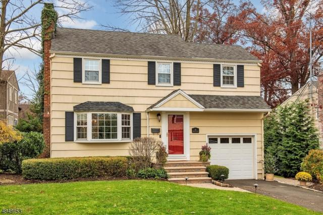 31 Montrose Ave, Summit City, NJ 07901 (MLS #3515512) :: The Sue Adler Team